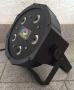 LED RGBW reflektor 5x10W